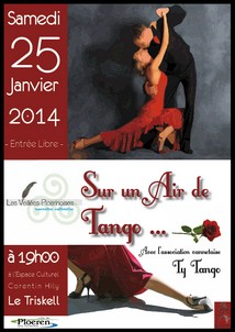 Affiche Ty Tango
